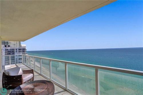 Photo of 16699 E Collins Ave #2703, Sunny Isles Beach, FL 33160 (MLS # F10295311)