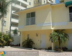 Tiny photo for 835 NE 19TH AVE #7, Fort Lauderdale, FL 33304 (MLS # F10176312)