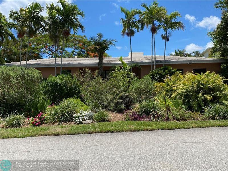 Photo of 2632 NE 29TH CT, Fort Lauderdale, FL 33306 (MLS # F10288312)