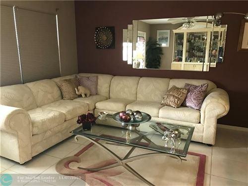 Photo of 1026 Ellesmere B #1026, Deerfield Beach, FL 33442 (MLS # F10255313)
