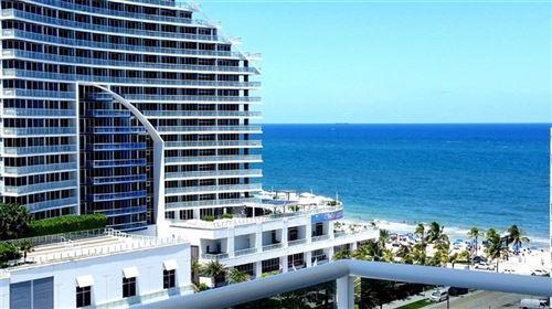 Photo of 336 N Birch Rd #14A, Fort Lauderdale, FL 33304 (MLS # F10280313)