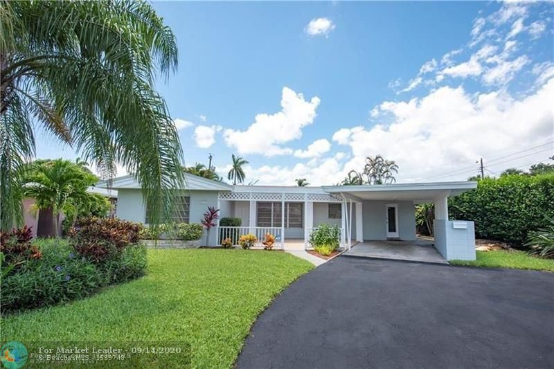Photo of 816 NW 29th St, Wilton Manors, FL 33311 (MLS # F10248313)