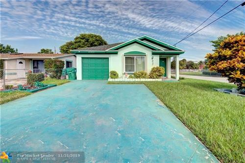 Photo of 2901 NW 6th Ct, Fort Lauderdale, FL 33311 (MLS # F10204315)