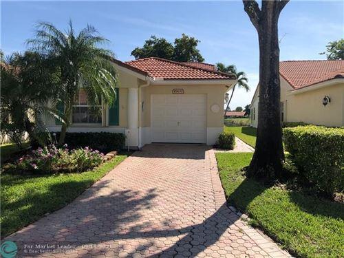 Photo of 15430 Floral Club Rd #15430, Delray Beach, FL 33484 (MLS # F10301315)