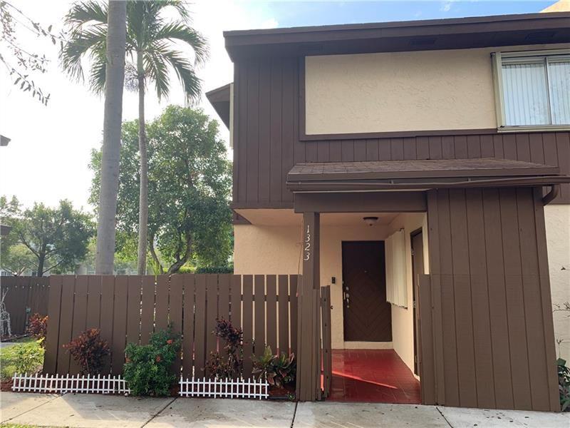 1323 Hampton #1323, North Lauderdale, FL 33068 - #: F10273315