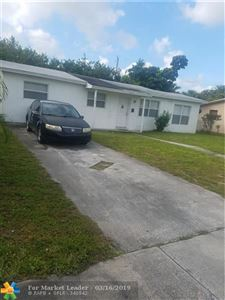 Photo of Listing MLS f10166316 in 4350 NW 34th St Lauderdale Lakes FL 33319