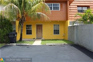 Foto de inmueble con direccion 920 SW 74th Ave #920 North Lauderdale FL 33068 con MLS F10170316