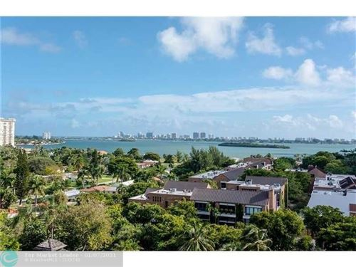Photo of 1000 Quayside Ter #1107, Miami, FL 33138 (MLS # F10265316)