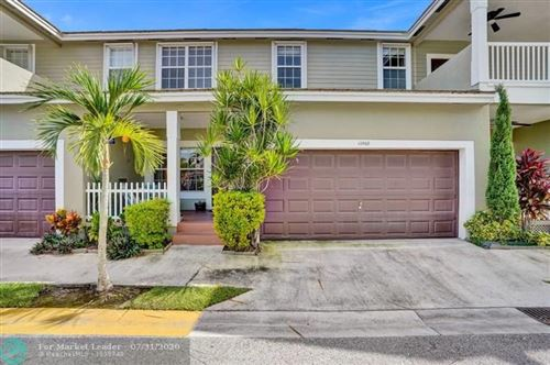 Photo of 10568 NW 56th Dr #10568, Coral Springs, FL 33076 (MLS # F10241317)