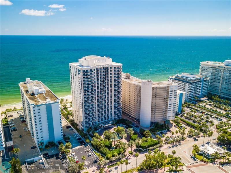 Photo of 4240 Galt Ocean Dr #905, Fort Lauderdale, FL 33308 (MLS # F10249317)