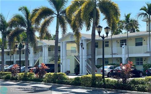 Photo of 2660 NE 8TH AV #107, Wilton Manors, FL 33334 (MLS # F10301318)