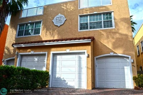 Photo of 411 SW 5TH ST #411, Fort Lauderdale, FL 33315 (MLS # F10250319)