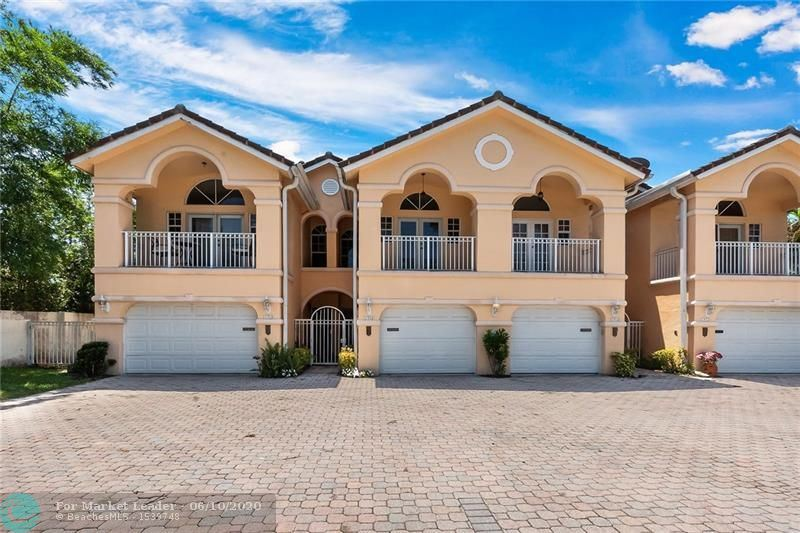 Photo of 1316 Bayview Dr, Fort Lauderdale, FL 33304 (MLS # F10228319)