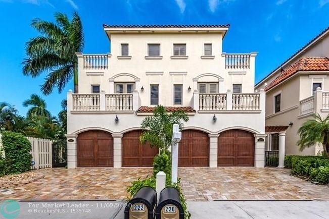 Photo of 220 Hendricks Isle, Fort Lauderdale, FL 33301 (MLS # F10254319)