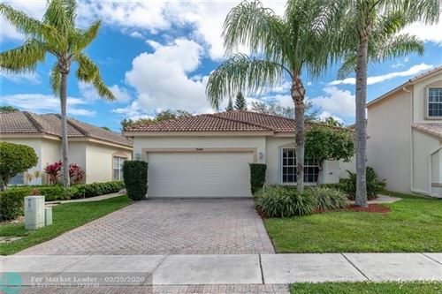Photo of Listing MLS f10218320 in 7688 Colony Palm Dr Boynton Beach FL 33436