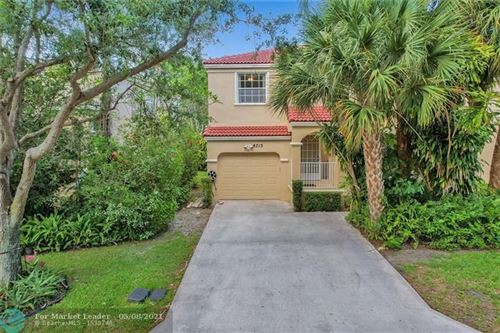 Photo of 8713 NW 4th St, Coral Springs, FL 33071 (MLS # F10283320)