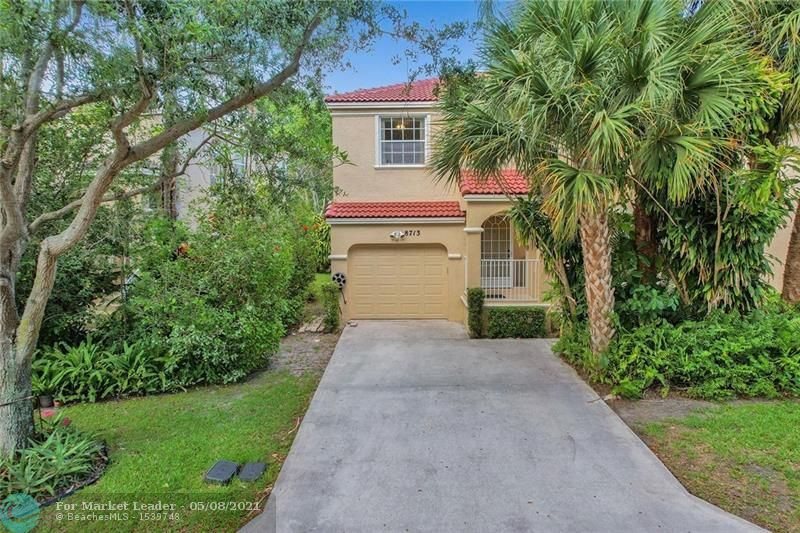 8713 NW 4th St, Coral Springs, FL 33071 - #: F10283320