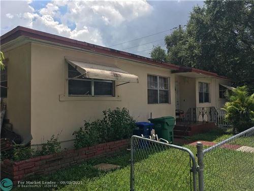 Photo of 1646 NW 115th St, Miami, FL 33167 (MLS # F10299321)