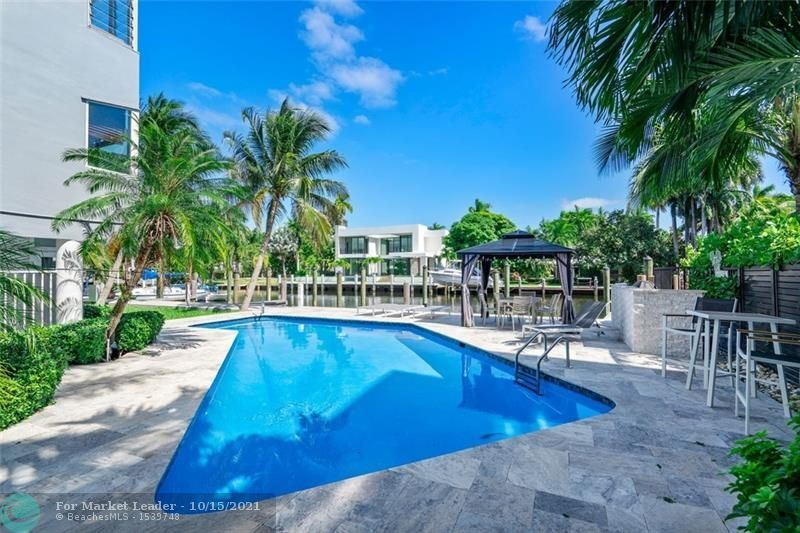 Photo of 40 Isle Of Venice Dr #3, Fort Lauderdale, FL 33301 (MLS # F10304321)
