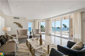 Photo of 1460 S Ocean Blvd #403, Lauderdale By The Sea, FL 33062 (MLS # F10198322)