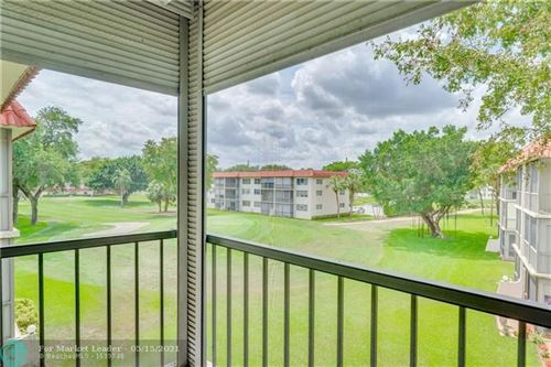 Photo of 711 S Hollybrook Dr #302, Pembroke Pines, FL 33025 (MLS # F10284322)