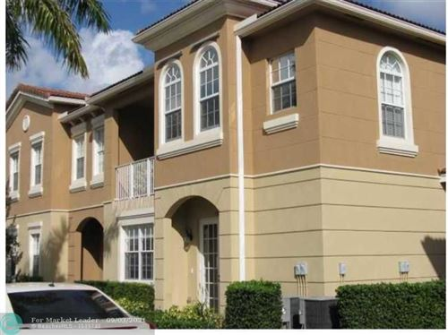Photo of 5866 Hampton Hills Blvd, Tamarac, FL 33321 (MLS # F10294322)