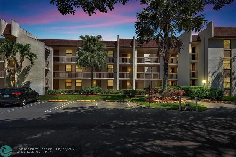 8409 Forest Hills Dr #205, Coral Springs, FL 33065 - #: F10286322