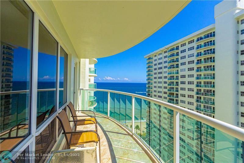 Photo of 3410 Galt Ocean DR #1610N, Fort Lauderdale, FL 33308 (MLS # F10304322)