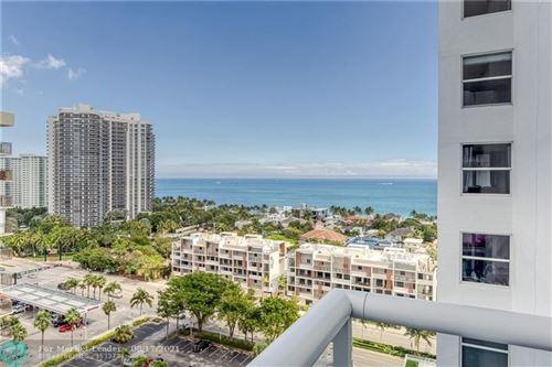 Photo of 3015 N Ocean Blvd #16C, Fort Lauderdale, FL 33308 (MLS # F10272323)
