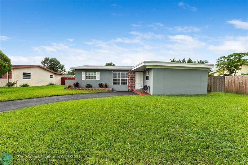 Photo of 5460 NW 12th Ct, Lauderhill, FL 33313 (MLS # F10304323)