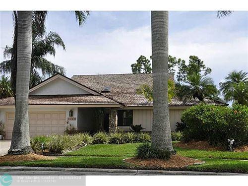 Photo of 8680 Escondido Way, Boca Raton, FL 33433 (MLS # F10216324)