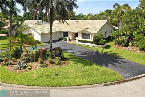 Foto de inmueble con direccion 4842 NW 90th Way Coral Springs FL 33067 con MLS F10247324