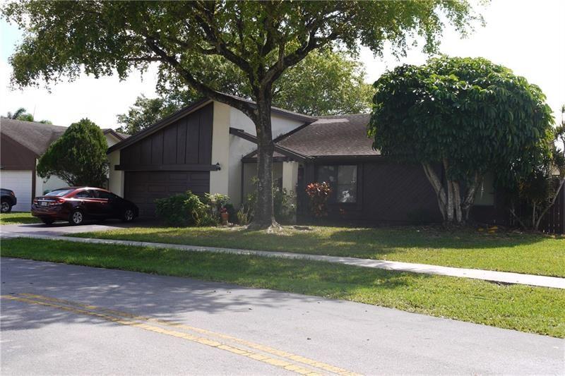 Photo of 7480 NW 41st Ct, Lauderhill, FL 33319 (MLS # F10272324)