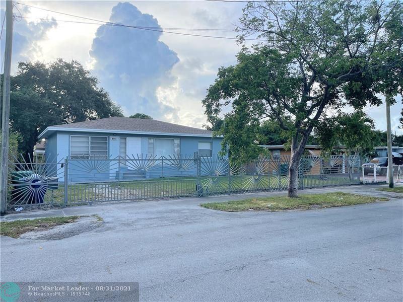 8511 NW 15th Ave, Miami, FL 33147 - #: F10282324