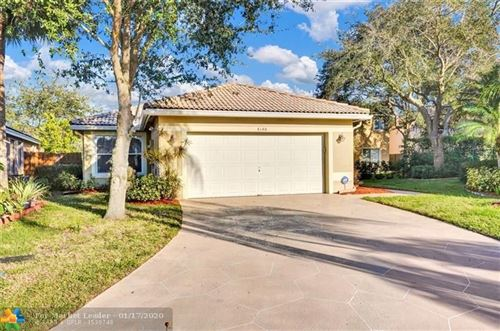 Photo of 4140 NW 62ND DR, Coconut Creek, FL 33073 (MLS # F10211325)
