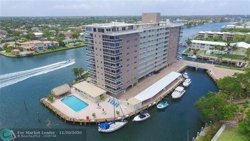Foto de inmueble con direccion 1160 Hillsboro Mile #203 Hillsboro Beach FL 33062 con MLS F10232325