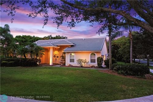 Photo of 6589 NW 72nd Pl, Parkland, FL 33067 (MLS # F10288326)