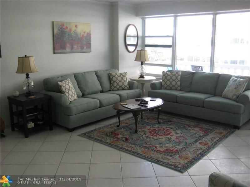 Photo of 4010 Galt Ocean Dr #614, Fort Lauderdale, FL 33308 (MLS # F10204326)