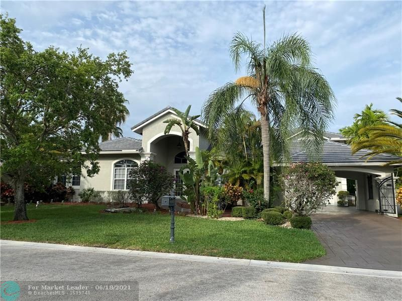 Photo for 6503 NW 105th Ter, Parkland, FL 33076 (MLS # F10289326)