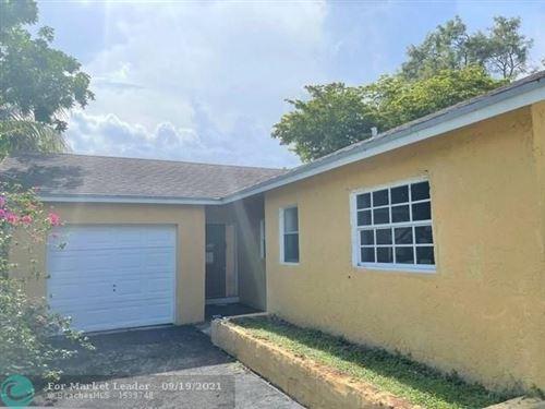 Photo of 8111 NW 47 CT, Lauderhill, FL 33351 (MLS # F10301327)