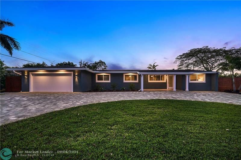 Photo of 2509 NW 7th Ave, Wilton Manors, FL 33311 (MLS # F10298327)