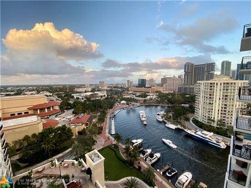 Photo of 600 W LAS OLAS BL #1606S, Fort Lauderdale, FL 33312 (MLS # F10207328)