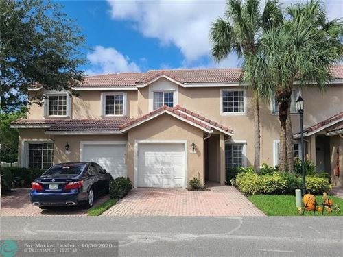 Photo of 7303 NW 61ST TER #7303, Parkland, FL 33067 (MLS # F10256328)