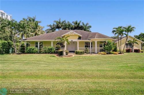 Photo of 12353 NW 25th St, Plantation, FL 33323 (MLS # F10295328)