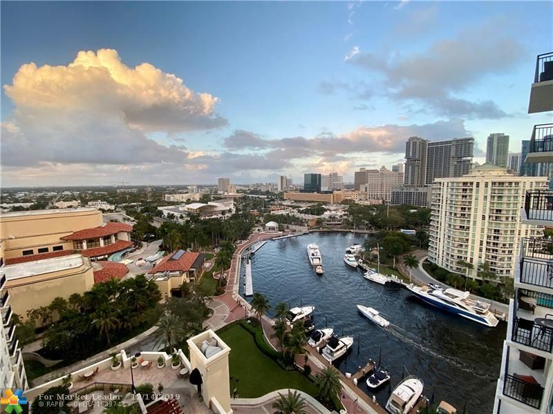 600 W LAS OLAS BL #1606S, Fort Lauderdale, FL 33312 - #: F10207328
