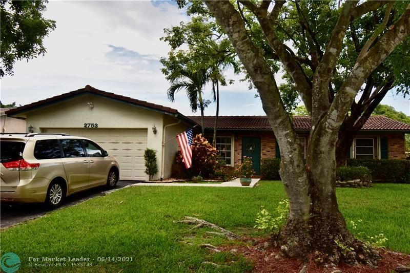 2753 NW 122nd Ave, Coral Springs, FL 33065 - #: F10288328