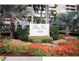Photo of 4300 N Ocean Blvd #16F, Fort Lauderdale, FL 33308 (MLS # F10168331)
