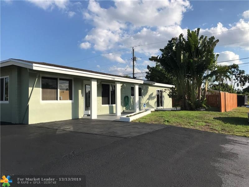 Photo of 4580 NW 3rd Ave, Oakland Park, FL 33309 (MLS # F10206331)
