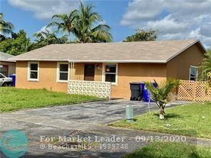 Foto de inmueble con direccion 541 SW 83rd Ave North Lauderdale FL 33068 con MLS F10247332