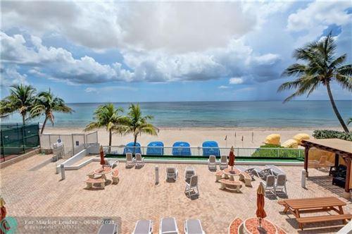 Photo of 4020 Galt Ocean Dr #1204, Fort Lauderdale, FL 33308 (MLS # F10287332)